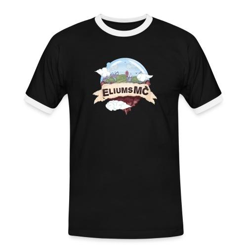 Collection Back - T-shirt contrasté Homme