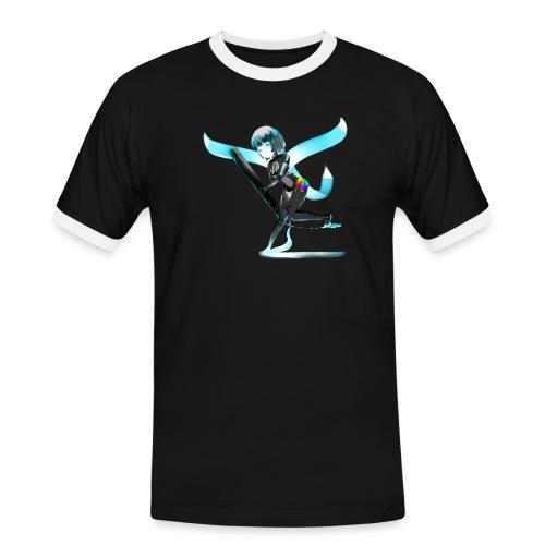 Huion Character O.C. - Maglietta Contrast da uomo