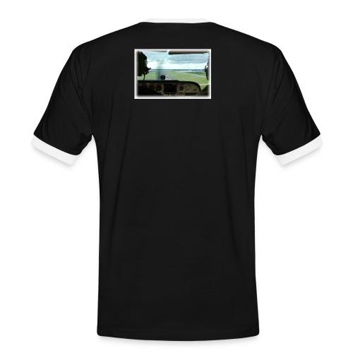 landing2 120dpi - Men's Ringer Shirt