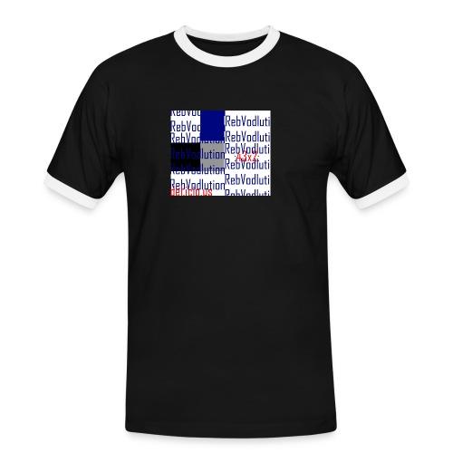 Zukunft? - Männer Kontrast-T-Shirt