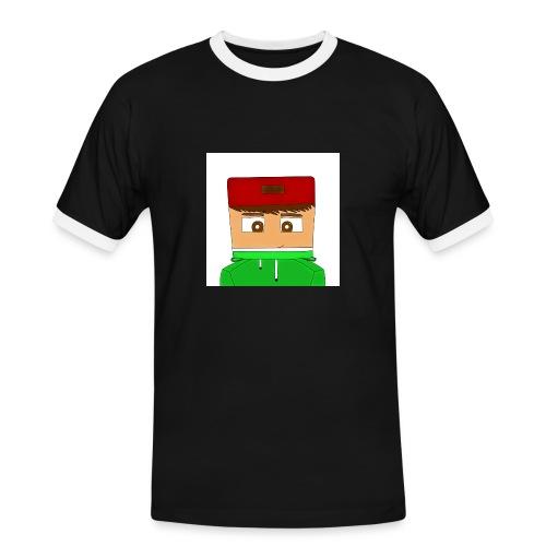 ^07F94B27A782B055C7C55992 - T-shirt contrasté Homme