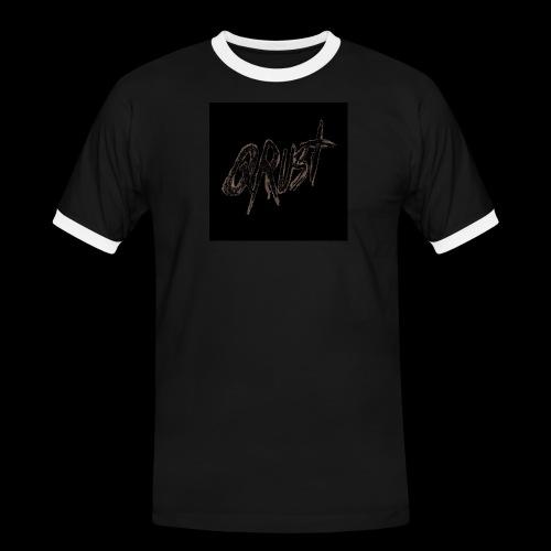 -Logo Qrust- - T-shirt contrasté Homme