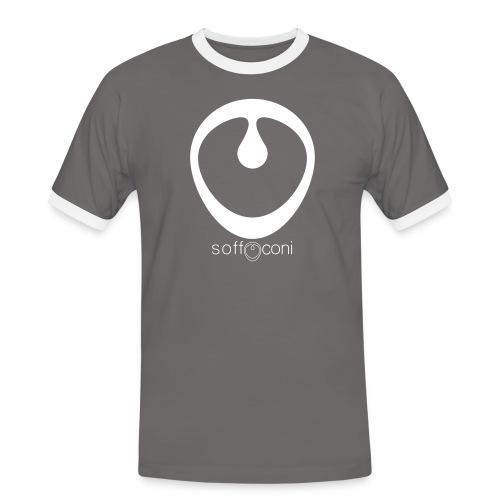 Soffoconi - Maglietta Contrast da uomo