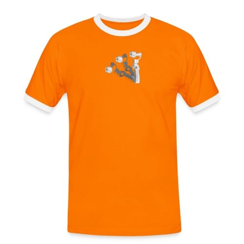 VivoDigitale t-shirt - DJI OSMO - Maglietta Contrast da uomo