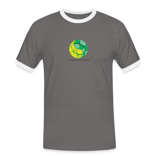 Cinewood Green - Men's Ringer Shirt