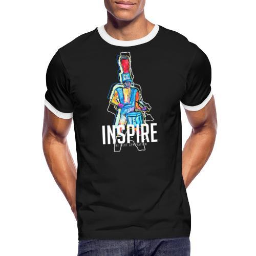 TS.INS.BW - Men's Ringer Shirt