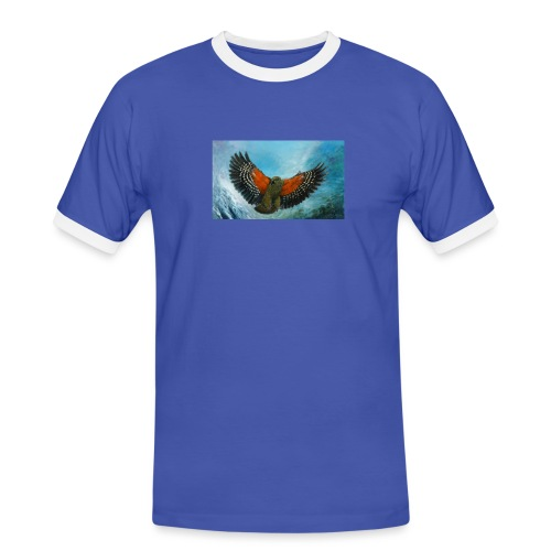 123supersurge - Men's Ringer Shirt