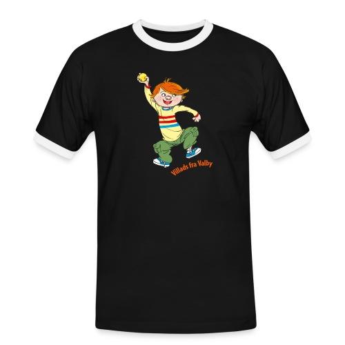 Villads fra Valby - Herre kontrast-T-shirt