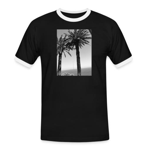 arbre - T-shirt contrasté Homme