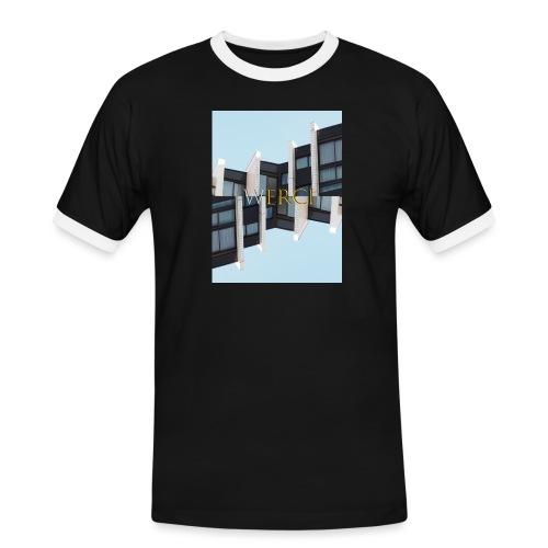 Upside Down Tee - T-shirt contrasté Homme