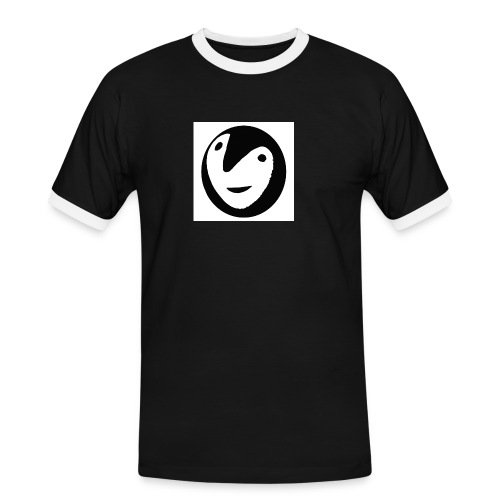 face21 - Männer Kontrast-T-Shirt