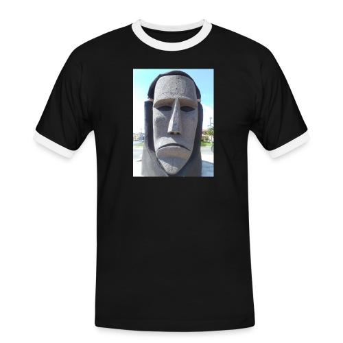 Ottana - Maglietta Contrast da uomo