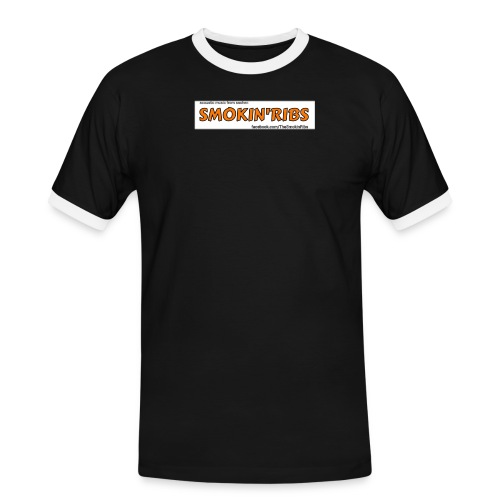 Logo4 AKTUELL jpg - Männer Kontrast-T-Shirt