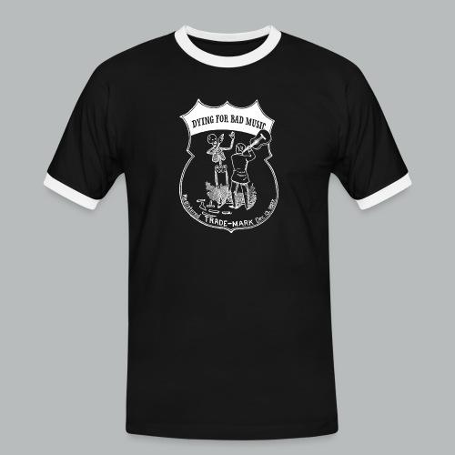 Dying For Bad Music Trade - Men's Ringer Shirt