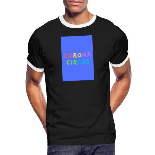 CORONA CIRCUS 3 - T-shirt contrasté Homme