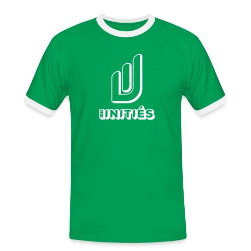 Les initiés - T-shirt contrasté Homme