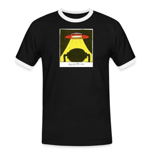 Machine Boy Jamies Dream - Men's Ringer Shirt