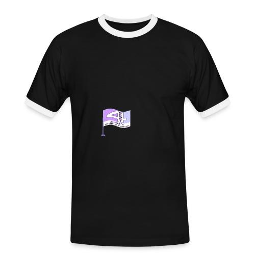 4 sport logo golf - Men's Ringer Shirt