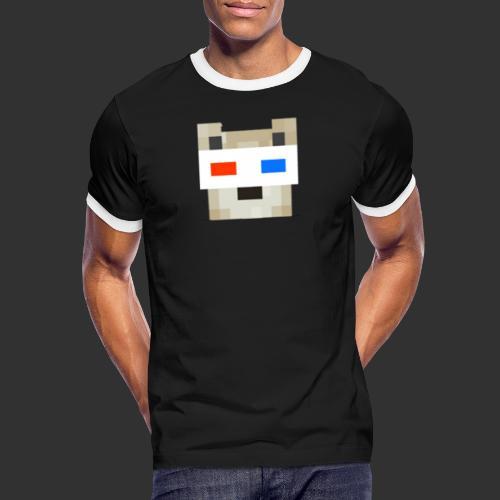 JRG logo Merch. - Mannen contrastshirt