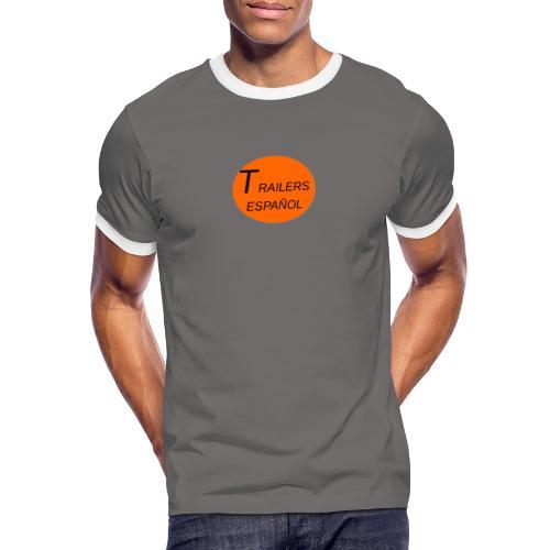 Trailers Español I - Camiseta contraste hombre
