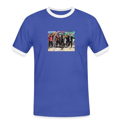 Berlin Uncovered - Männer Kontrast-T-Shirt
