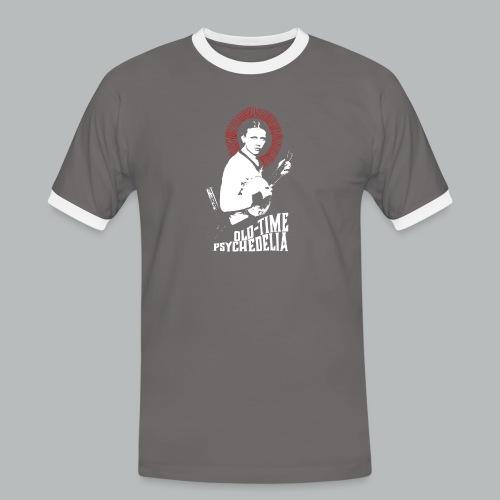 Old Time Psychedelia - Men's Ringer Shirt
