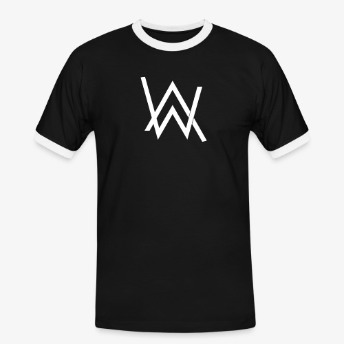 aw - Men's Ringer Shirt
