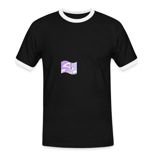 4sport logo tees - Men's Ringer Shirt