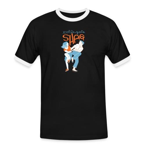 Collegiate Shag - Men's Ringer Shirt