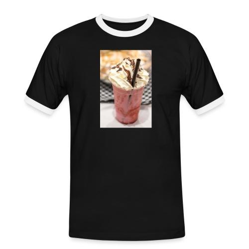 milkshake - T-shirt contrasté Homme