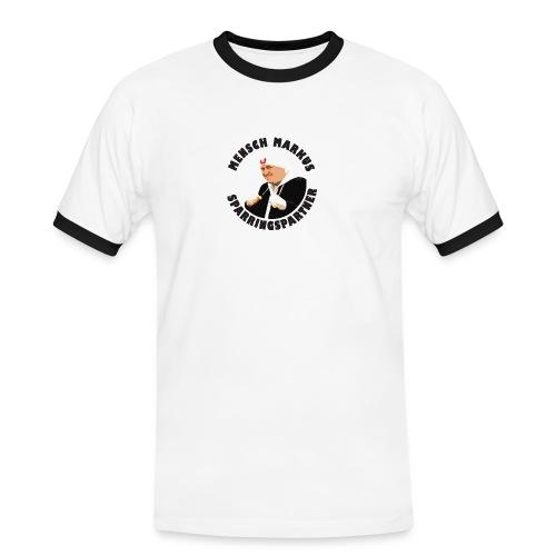 dudeck - Männer Kontrast-T-Shirt