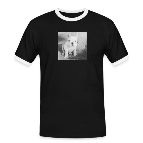 Billy Puppy - Mannen contrastshirt