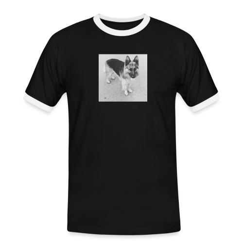 Ready, set, go - Mannen contrastshirt