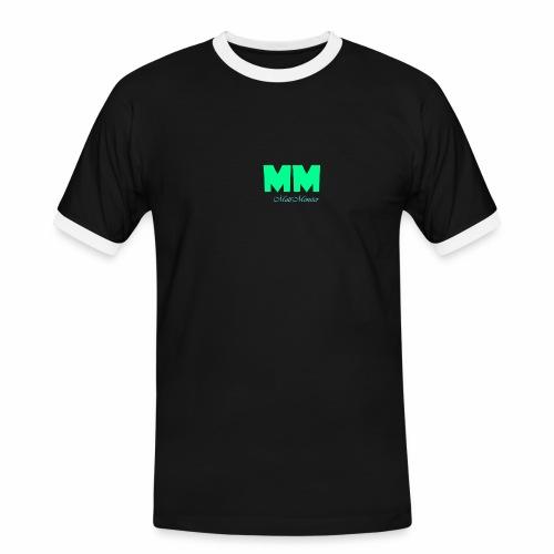 MattMonster Signature logo - Men's Ringer Shirt