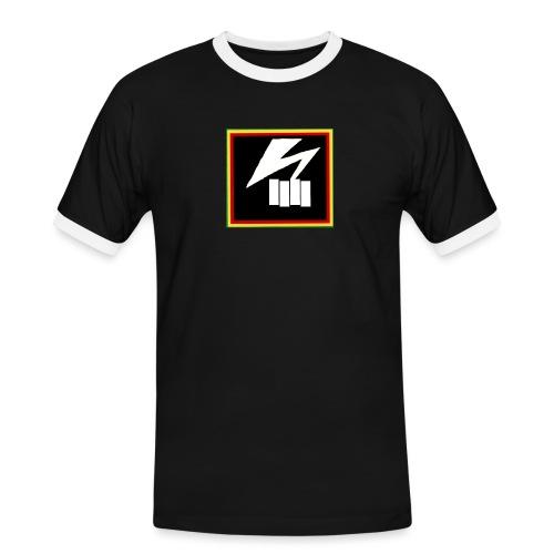 bad flag - Men's Ringer Shirt