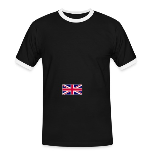 union flag - Men's Ringer Shirt