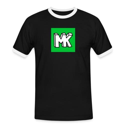 MK - Mannen contrastshirt