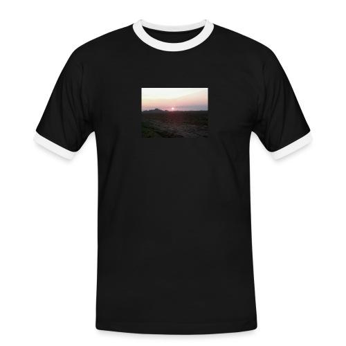 Alba - Maglietta Contrast da uomo