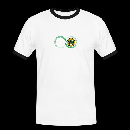 Harp and French CSC logo - T-shirt contrasté Homme