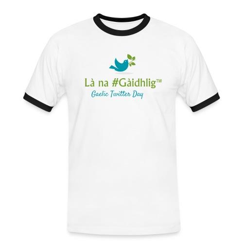 Là na #Gàidhlig - Men's Ringer Shirt