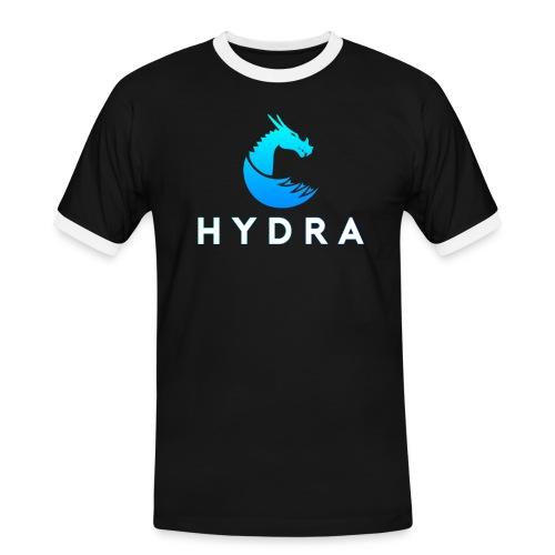 hydra dragon tee png - Men's Ringer Shirt