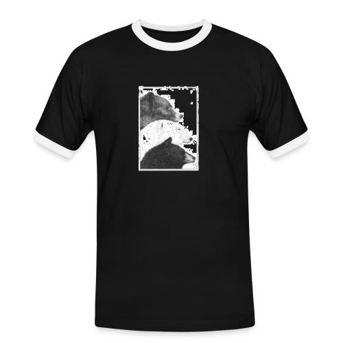 o6495 - Men's Ringer Shirt