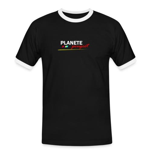 ppstylepeugeotsportgrand - T-shirt contrasté Homme