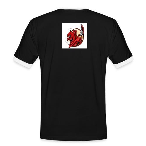Mark of the Devil - Men's Ringer Shirt