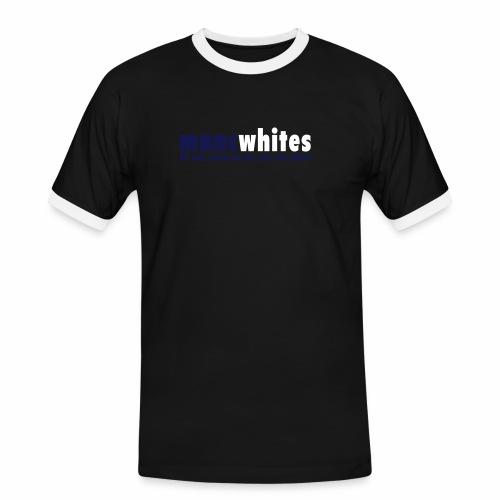 MANC WHITES - Men's Ringer Shirt