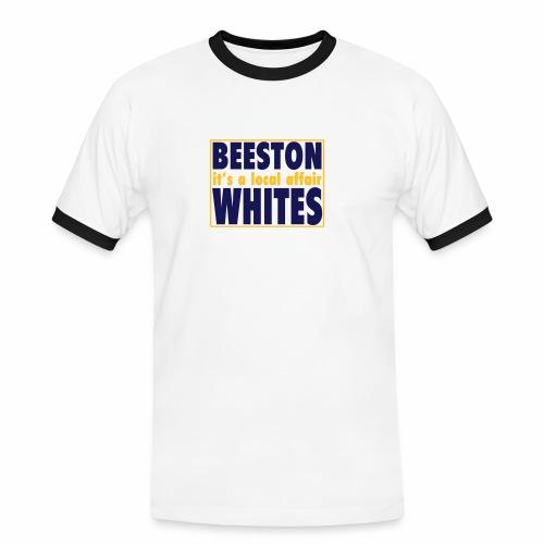 BEESTON WHITES - Men's Ringer Shirt