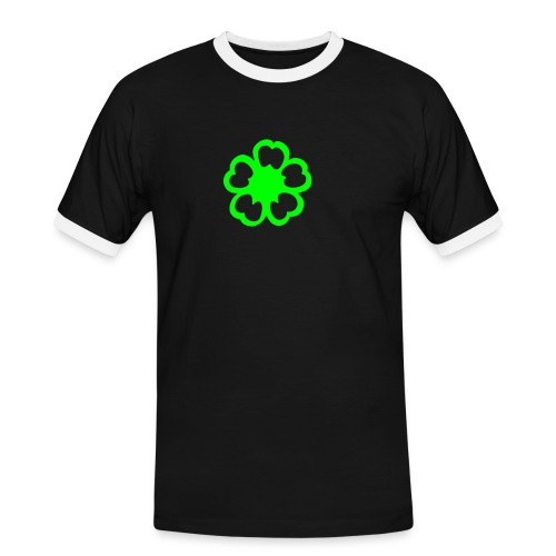 griabaschmalz 3 - Männer Kontrast-T-Shirt