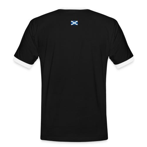 unkg0101 - T-shirt contrasté Homme