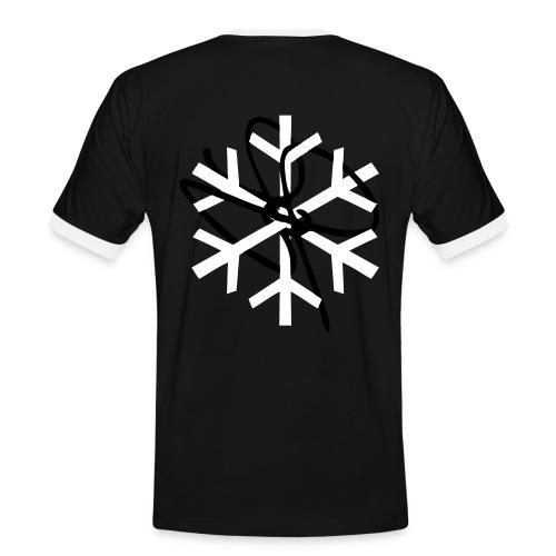 flower by rin ski - T-shirt contrasté Homme