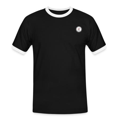 namesfx logo png - Men's Ringer Shirt